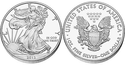 2013-American-Eagle-One-Ounce-Silver-Proof-Coin-US-Mint-image