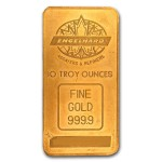 englehard 10 oz. bars gold