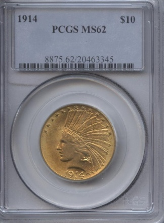 Gold Native American Coin | William Youngerman