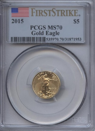 Gold Eagle Coins   William Youngerman