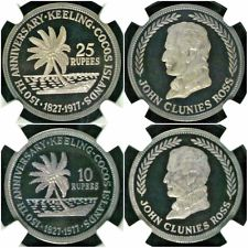 Cocos Islands Gold Coins
