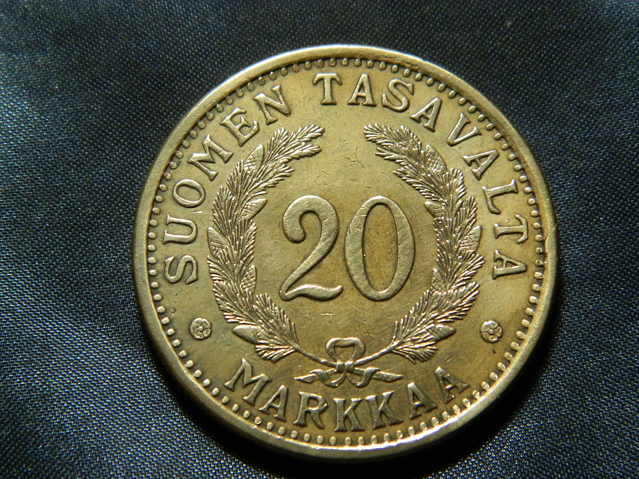 Finland gold coins