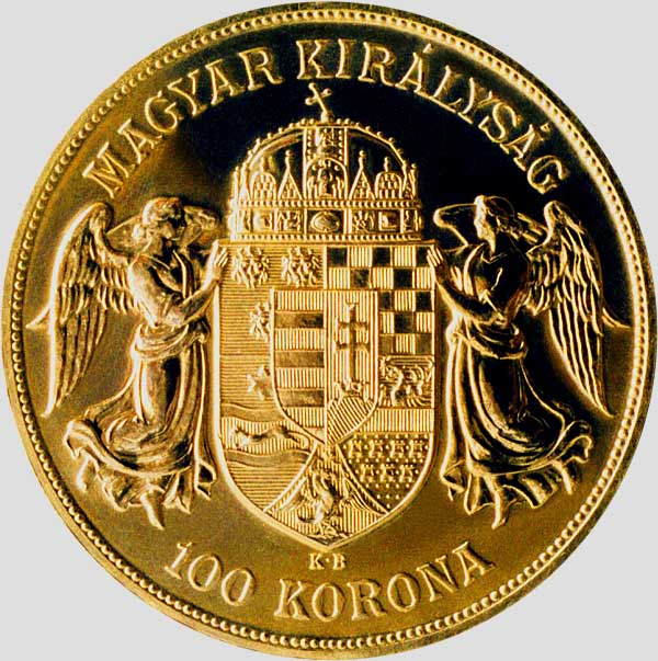 Hungarian Gold Coin