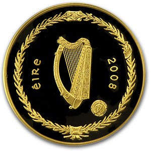 Ireland Gold Coins
