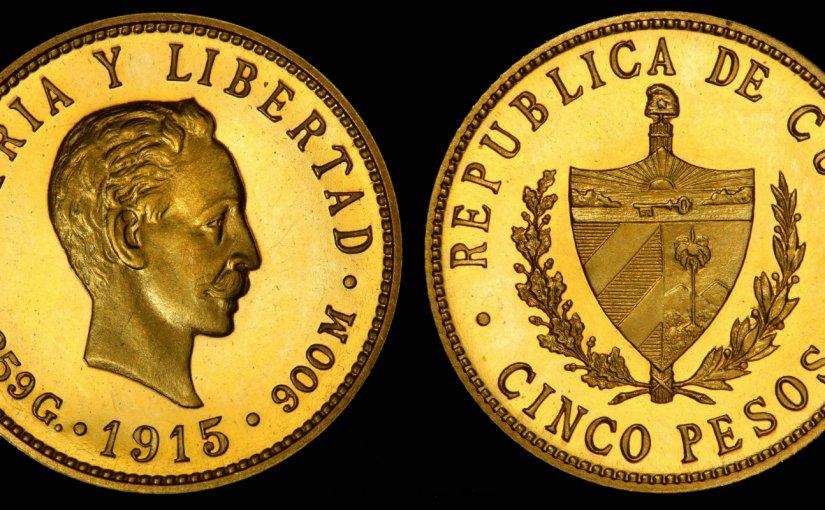 All About Rare Cuban Coins