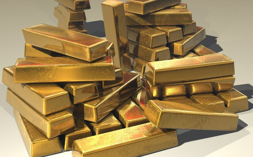 Why Invest in Gold? Pile of gold bars