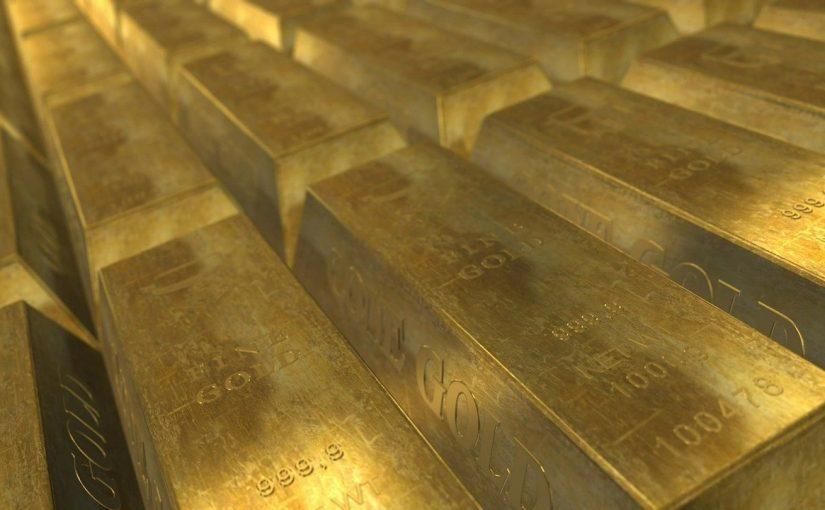 Investing in Precious Metals: a Beginner's Guide . Gold Bars placed side by side